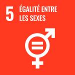 ODD 5 égalité entre les sexes