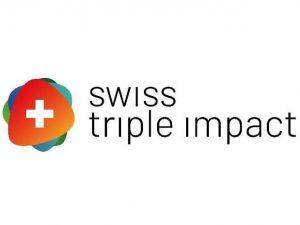 logo swiss triple impact